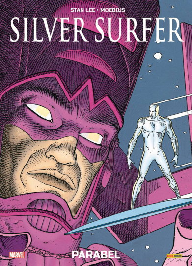 Silver Surfer. Parabel Deluxe Edition.