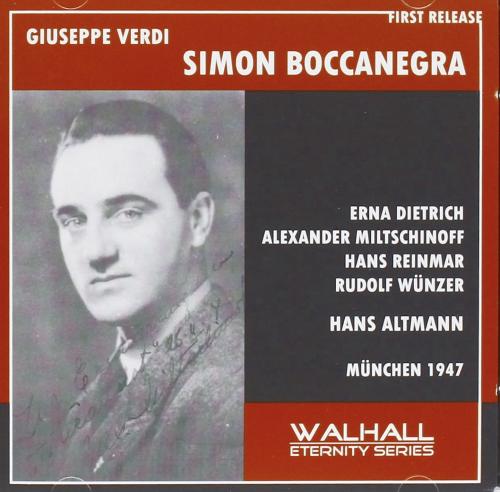 Simon Boccanegra 2 CDs