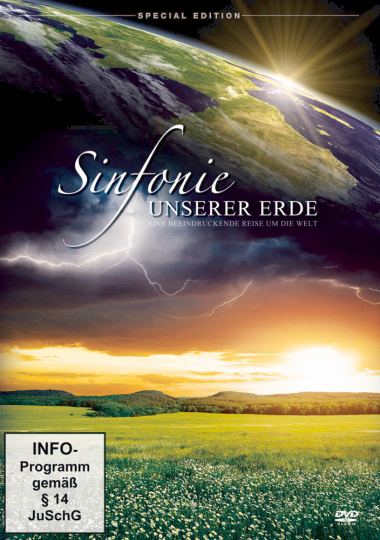 Sinfonie unserer Erde. DVD.