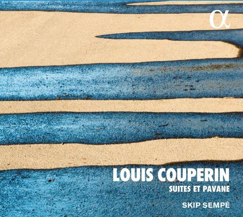 Skip Sempe spielt Louis Couperin. Pieces de Clavecin. CD.