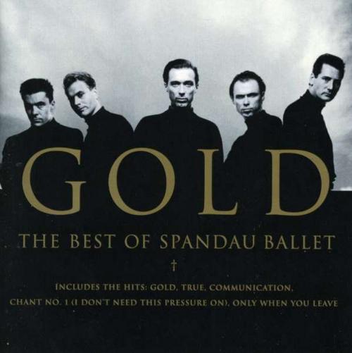 Spandau Ballet. Gold: The Best Of Spandau Ballet. CD.
