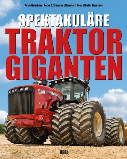 Spektakuläre Traktorgiganten.