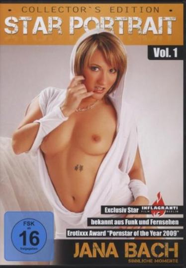 Star Portrait - Jana Bach DVD
