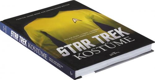 Star Trek Kostüme. Fünf Jahrzehnte Mode vom Rande des Universums.