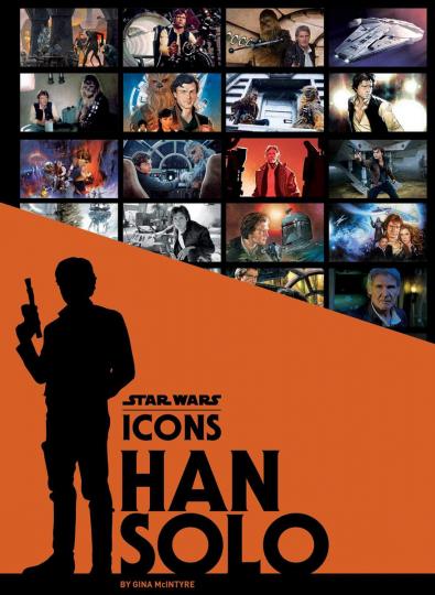 Star Wars Ikonen. Han Solo.