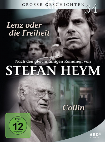 Stefan Heym - Lenz oder die Freiheit / Collin 6 DVDs