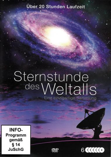 Sternstunde des Weltalls 6 DVDs