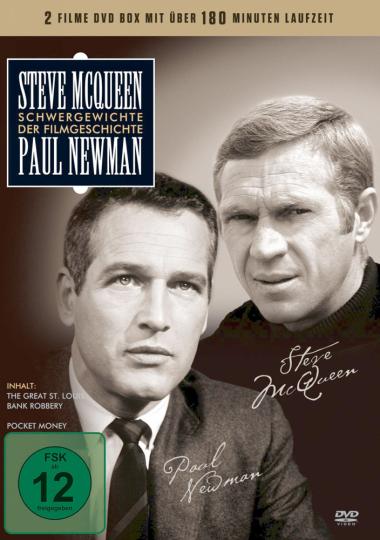 Steve McQueen & Paul Newman DVD