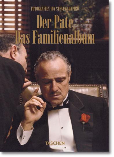 Steve Schapiro. Der Pate. Das Familienalbum.