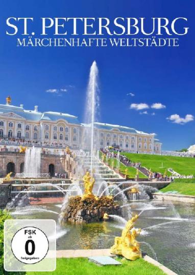 St. Petersburg DVD