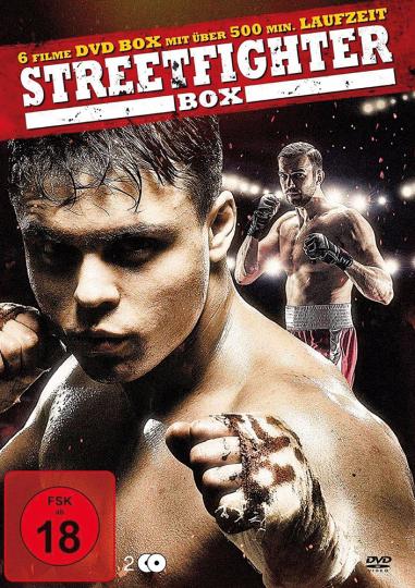 Straßenkämpfer – Streetfighter 2 DVDs