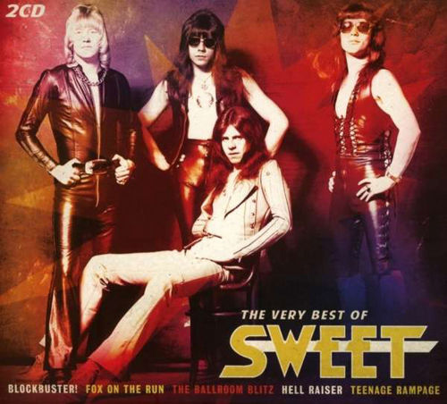 Sweet. The Very Best Of. 2 CDs.