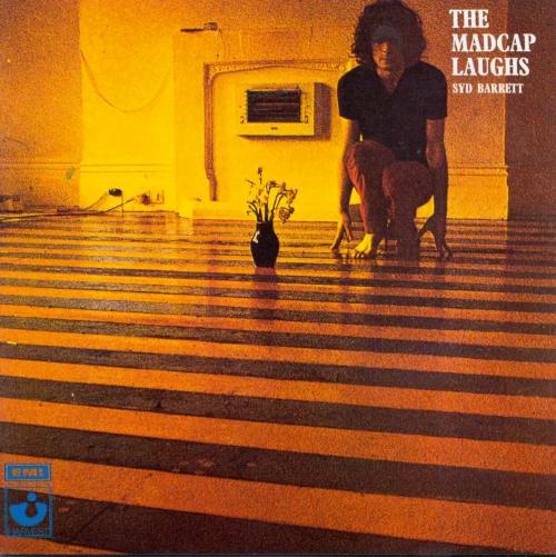 Syd Barrett. The Madcap Laughs. CD.