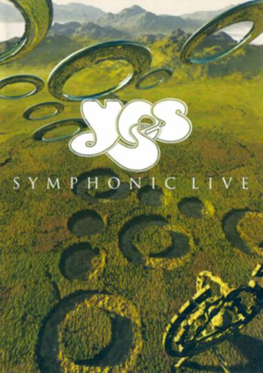 Yes. Symphonic live. DVD.