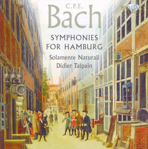 Symphonien für Hamburg CD