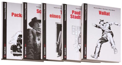SZ Graphic Novel Paket. 5 Bände.