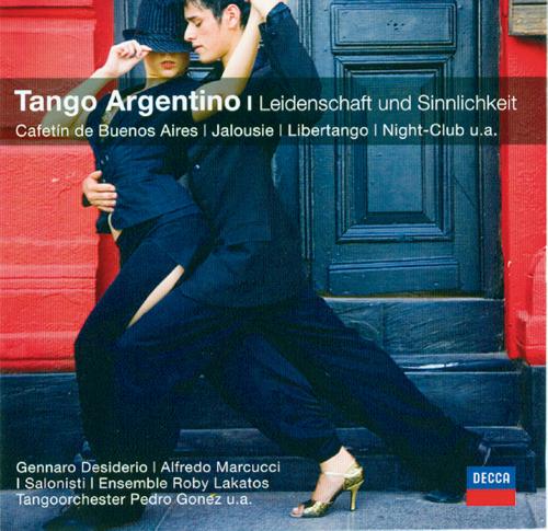 Tango Argentino CD