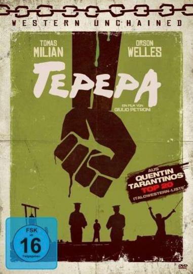 Tepepa. DVD.