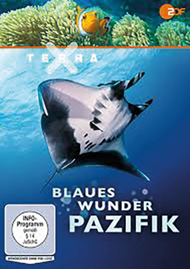 Terra X: Blaues Wunder Pazifik DVD