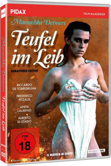 Teufel im Leib. DVD.