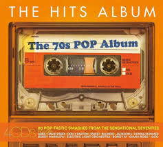 The 70s Pop Album. 4 CDs.