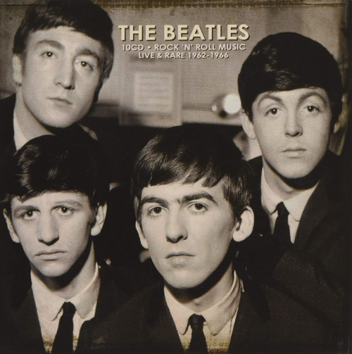 The Beatles. Rock 'n' Roll Music - Live and Rare 1962-1966. 10 CDs.