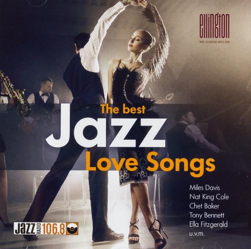 The best Jazz Love Songs. CD.