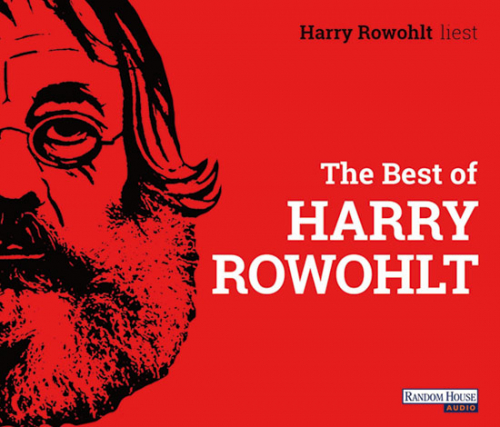The Best of Harry Rowohlt. CD.
