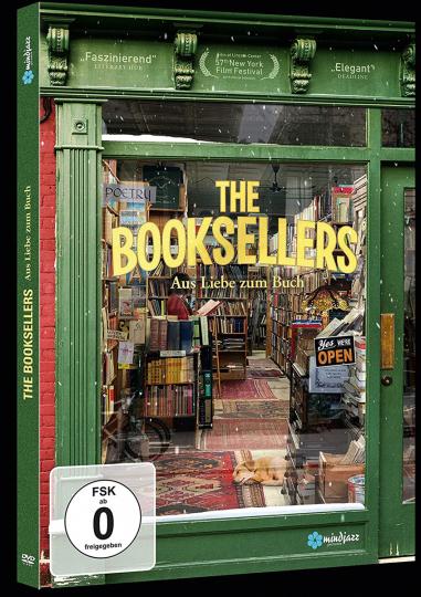 The Booksellers - Aus Liebe zum Buch (OmU). DVD