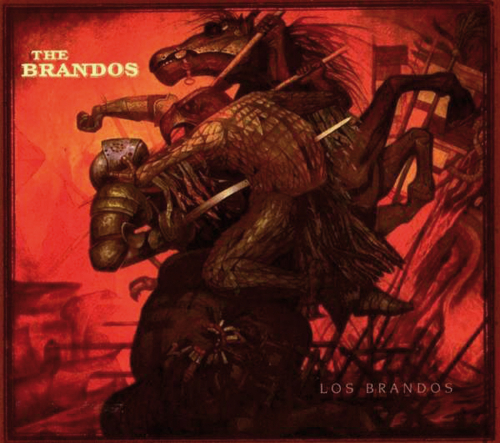 The Brandos. Los Brandos. CD.