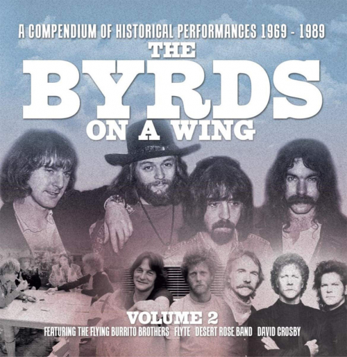 The Byrds. On A Wing Vol. 2. 6 CDs.