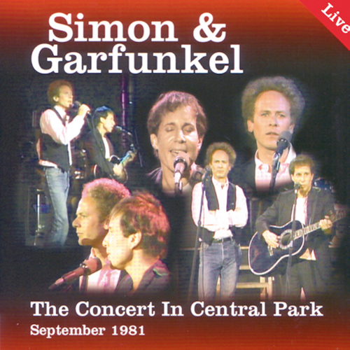 The Concert in Central Park 1981 2 CDs