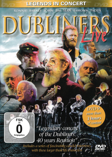 The Dubliners (DVD)