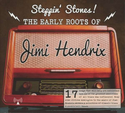 The Early Roots Of Jimi Hendrix. CD.