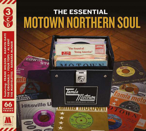 The Essential Motown: Northern Soul. 3 CDs.