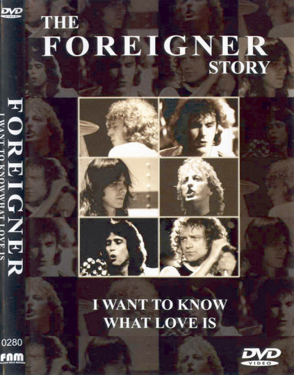 The Foreigner Story DVD