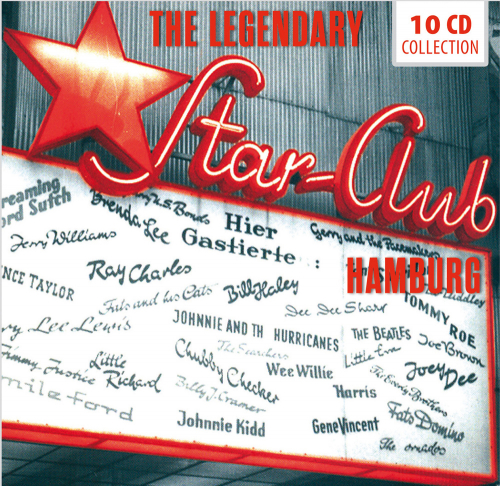 The Legendary Star-Club Hamburg. 10 CDs.