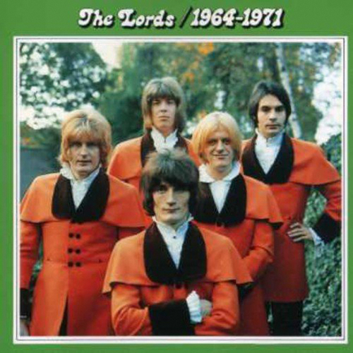 The Lords. 1964 - 1971. CD.
