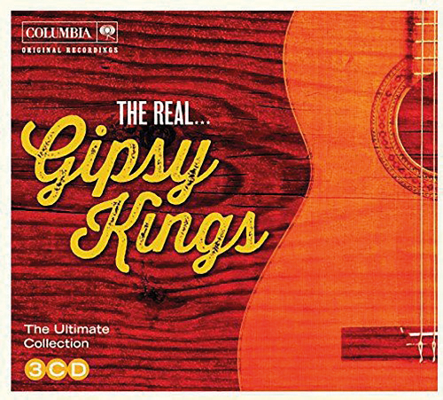 The real ... Gipsy Kings 3 CDs