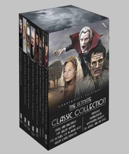 The Ultimate Classic Collection. 8 Klassiker der britischen Literatur.