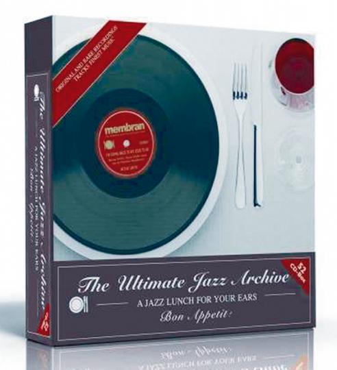 The Ultimate Jazz Archive 50 CDs & 2 Bonus-CDs