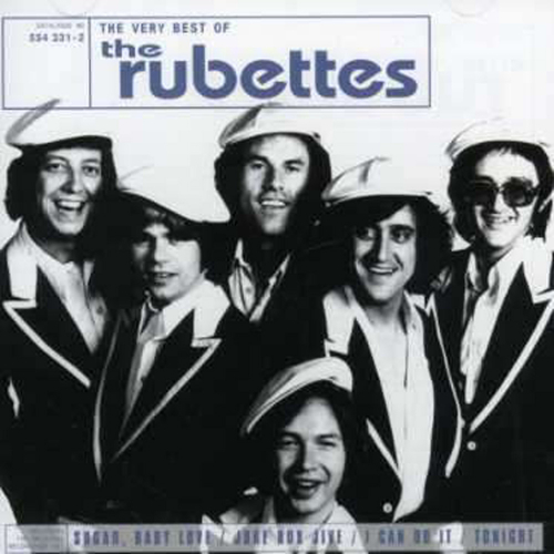 The Rubettes - The very Best of. CD