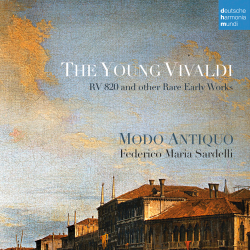 The Young Vivaldi. CD.