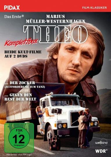 Theo-Komplettbox. 2 DVDs.
