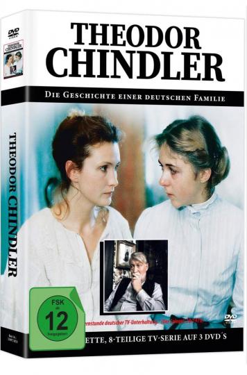 Theodor Chindler (Komplette Serie). 3 DVDs.