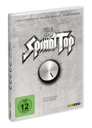 This Is Spinal Tap (OmU). DVD.