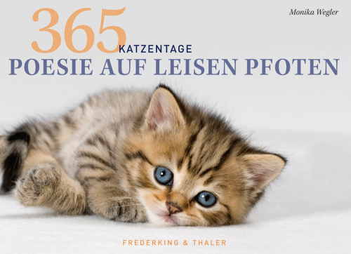 365 Katzentage. Poesie auf leisen Pfoten. Tischaufsteller.