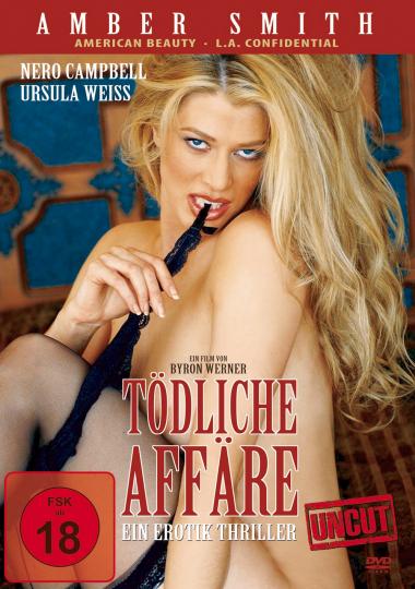 Tödliche Affäre - Ein Erotik Thriller. DVD.