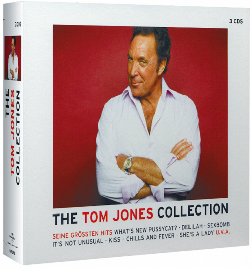 Tom Jones Collection 3 CDs