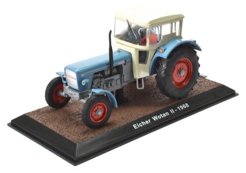 Traktor Eicher Wotan II - Modell 1:32